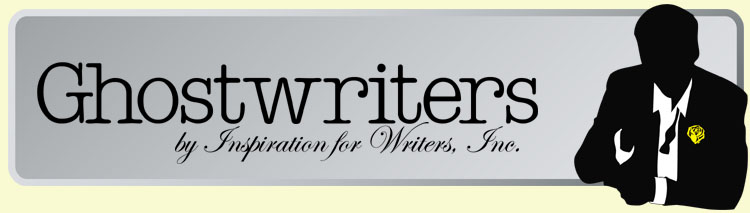 Ghostwriters by Inspiration for Writers