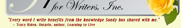 Inspiration for Writers, Inc.